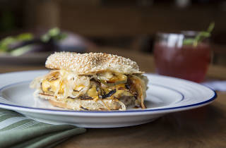 The cheeseburger at The Loyalist is one of the best in the country, according to Bon Appetit