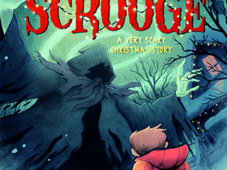 Young Scrooge: A Very Scary Christmas Story by R. L. Stine