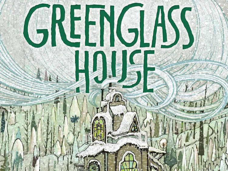 Greenglass House by Kate Milford