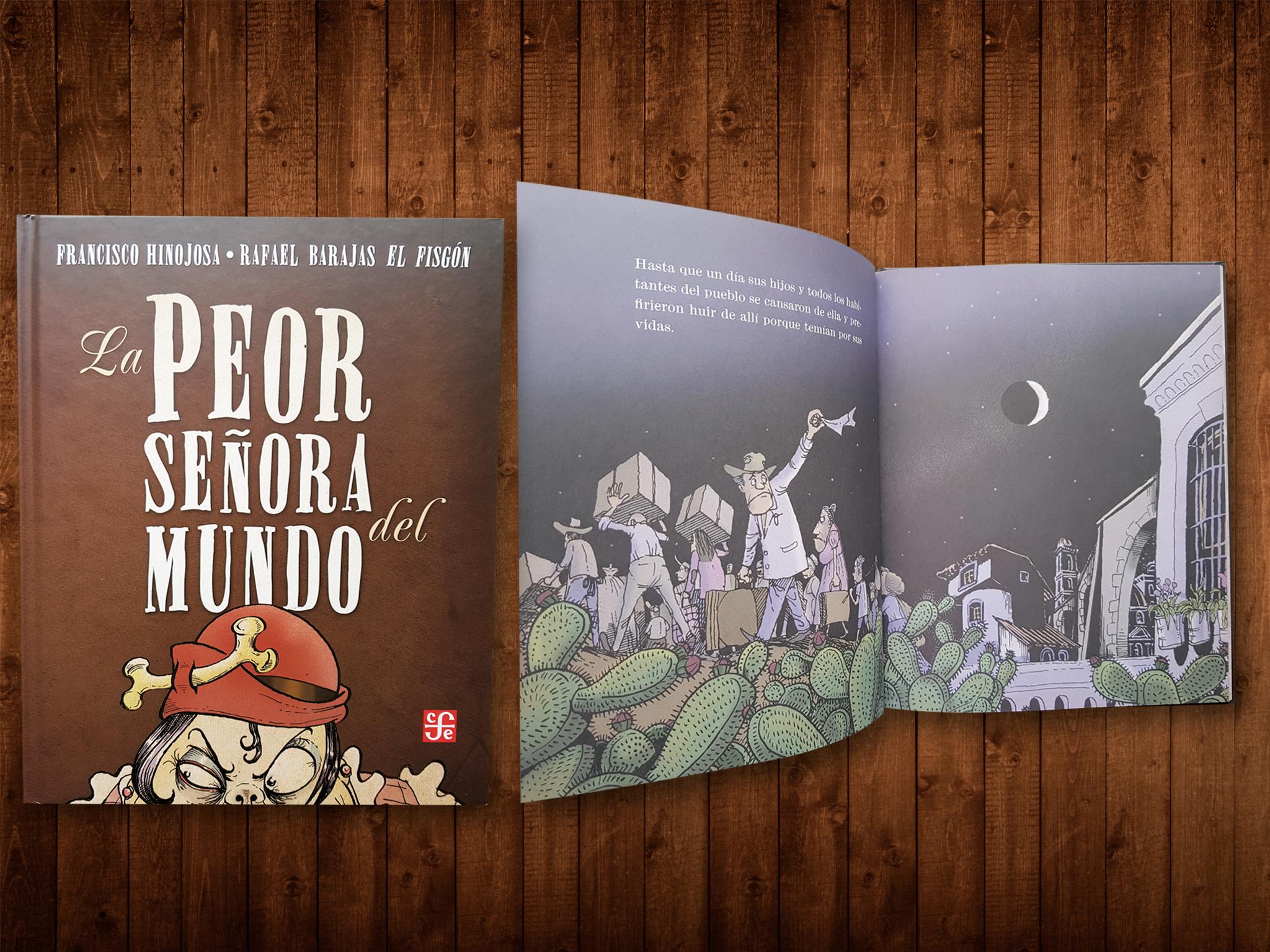 Libros para niños sobre aventuras y miedos