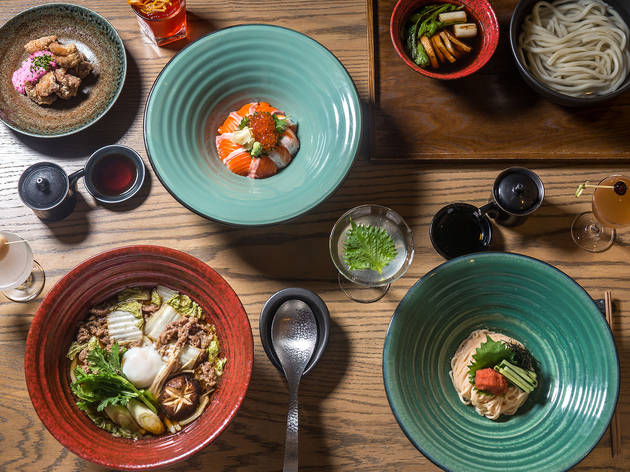 Review: Two Japanese noodle titans take on New York