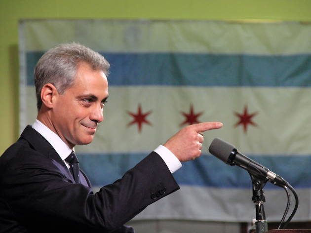 Mayor Emanuel issues Rauner a 'call to action' on immigration policy