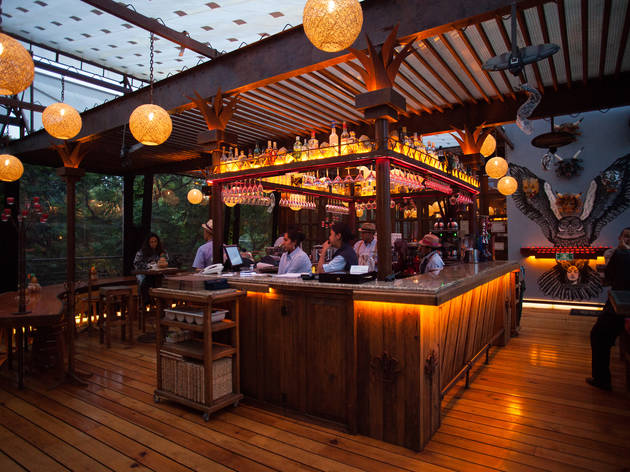 Hotel Parque México Restaurante