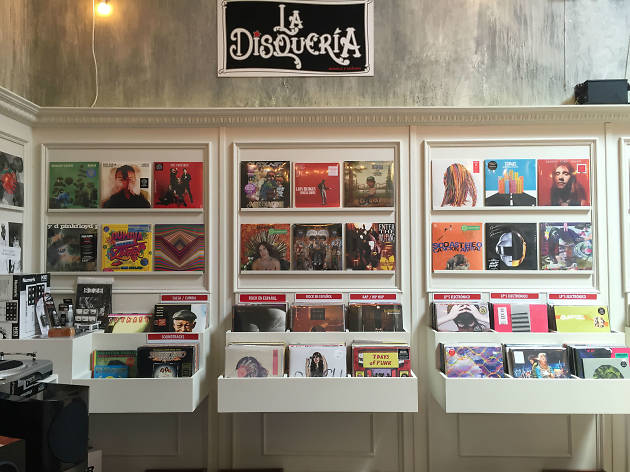 Dónde comprar discos de vinil en la CDMX