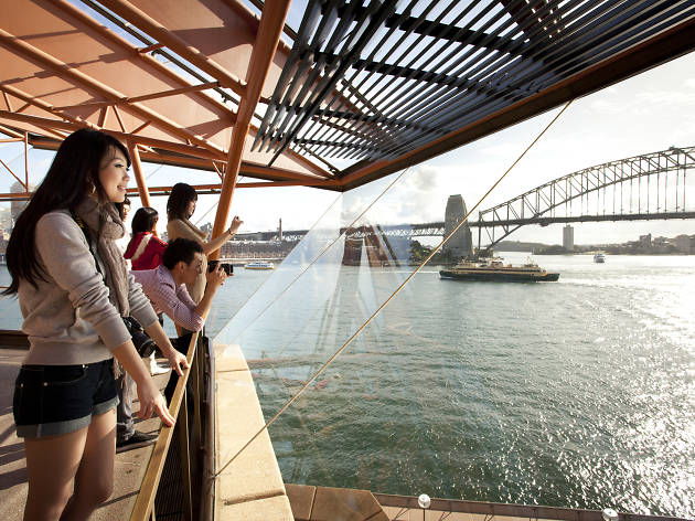 See another side to Sydney Opera House