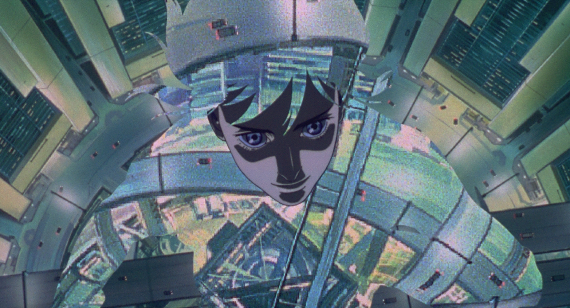 His Own Selection: Mamoru Oshii