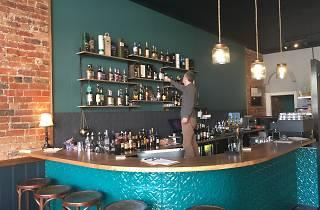 Buck Mulligan's bar