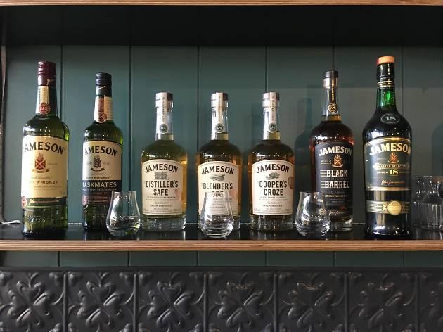 Buck Mulligan's whisky (Buck Mulligan's whisky)