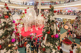 A Christmas Dream at Mid Valley Megamall