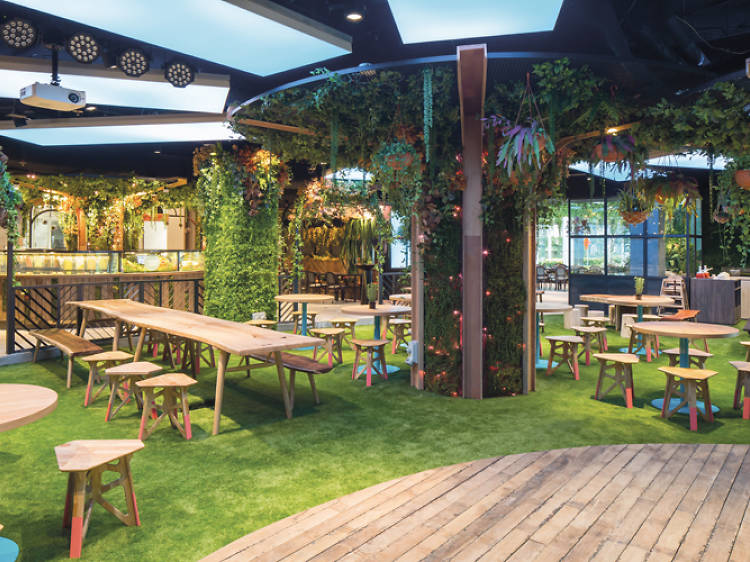 The best restaurants for communal dining