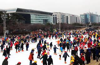 yeoui ice park