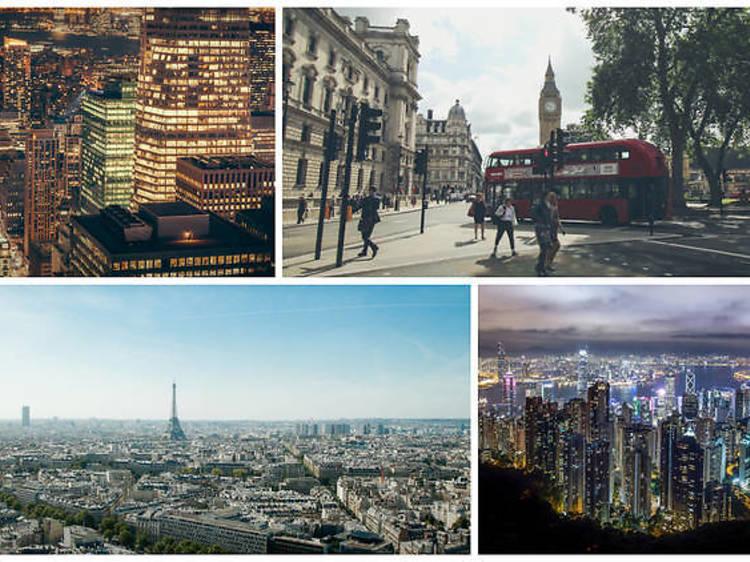 世界で最も楽しい都市を発表