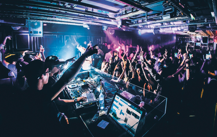 Best party venues in Singapore
