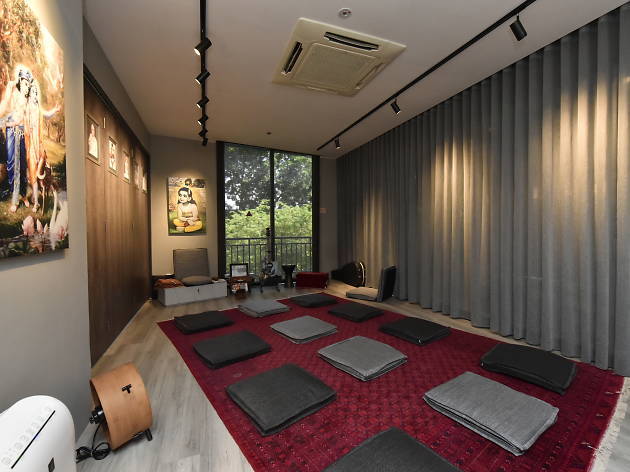 Singapore School of Meditation & Yoga