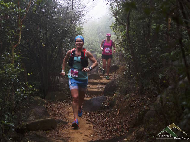 Lantau Base Camp Ladies Race
