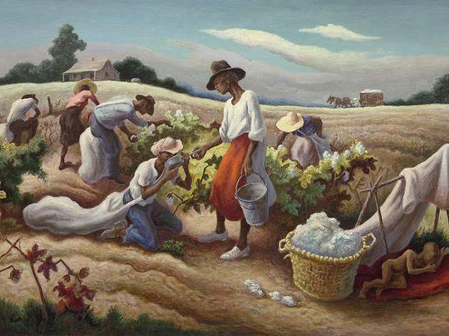 peinture américaine années 30