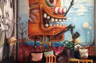 Susurro Barcelona mercadillo arte urbana