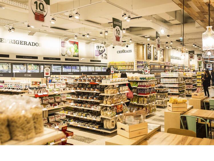 Go Natural Supermercado