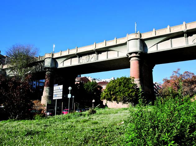 Pont de Vallcarca