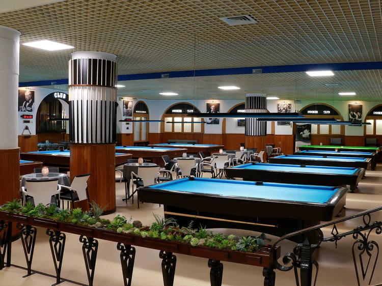 Snooker Club