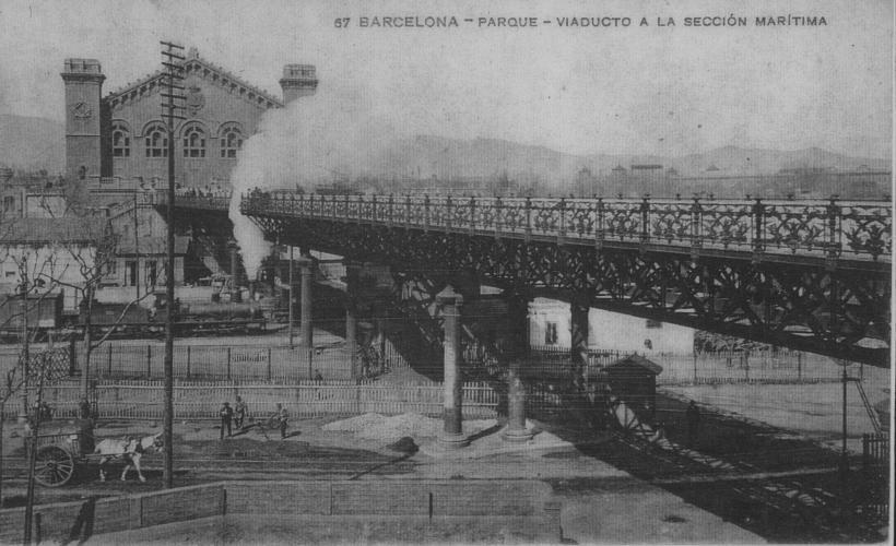 Viaducte de la Secció Marítima