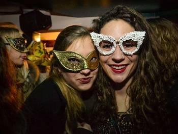 Masquerade • NYE at Chez Papillon