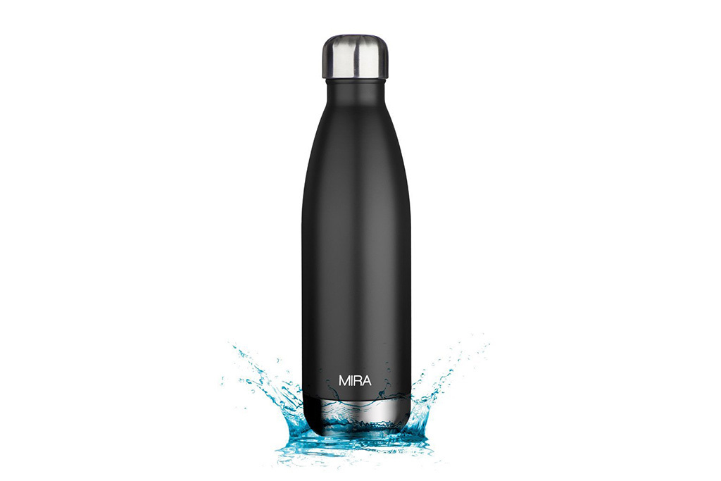 MIRA Vacuum-Insulated Water Bottle