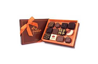 Jacques Torres 12-Piece Chocolate Sampler