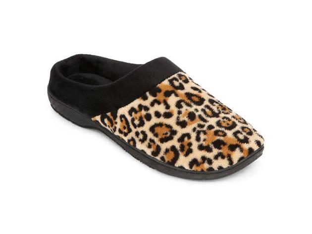 Dearfoams Washable Women's Terry Slippers