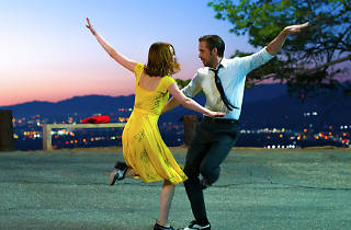 Stone and Gosling in La La Land