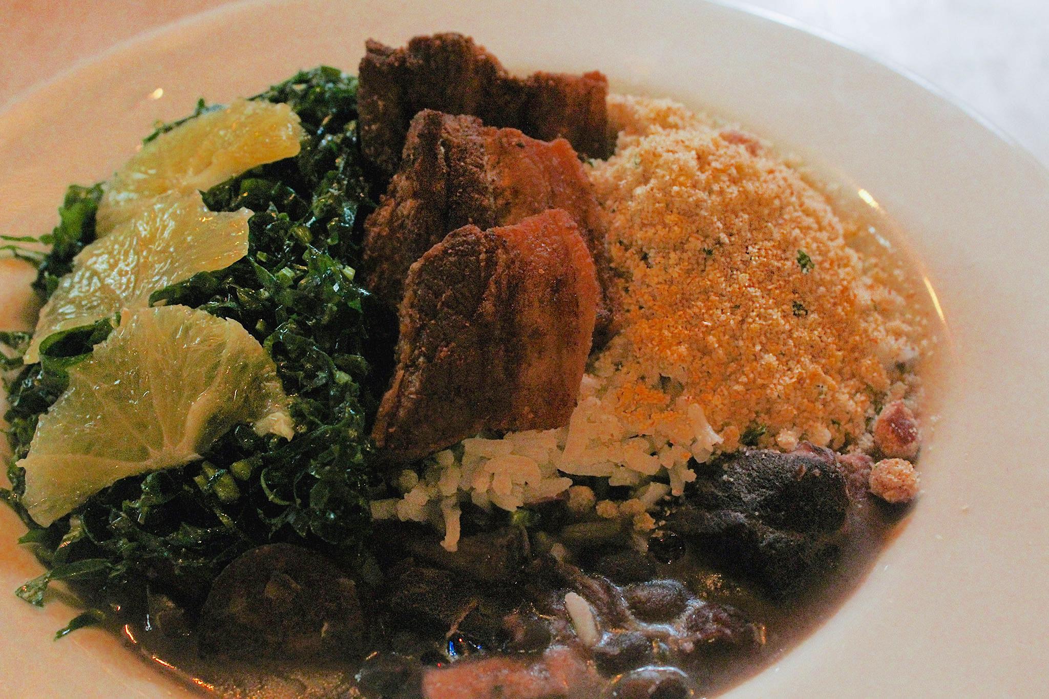 Comida brasileña en la CDMX