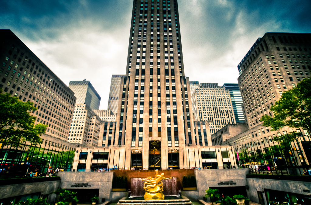 Ten fascinating secrets of Rockefeller Center