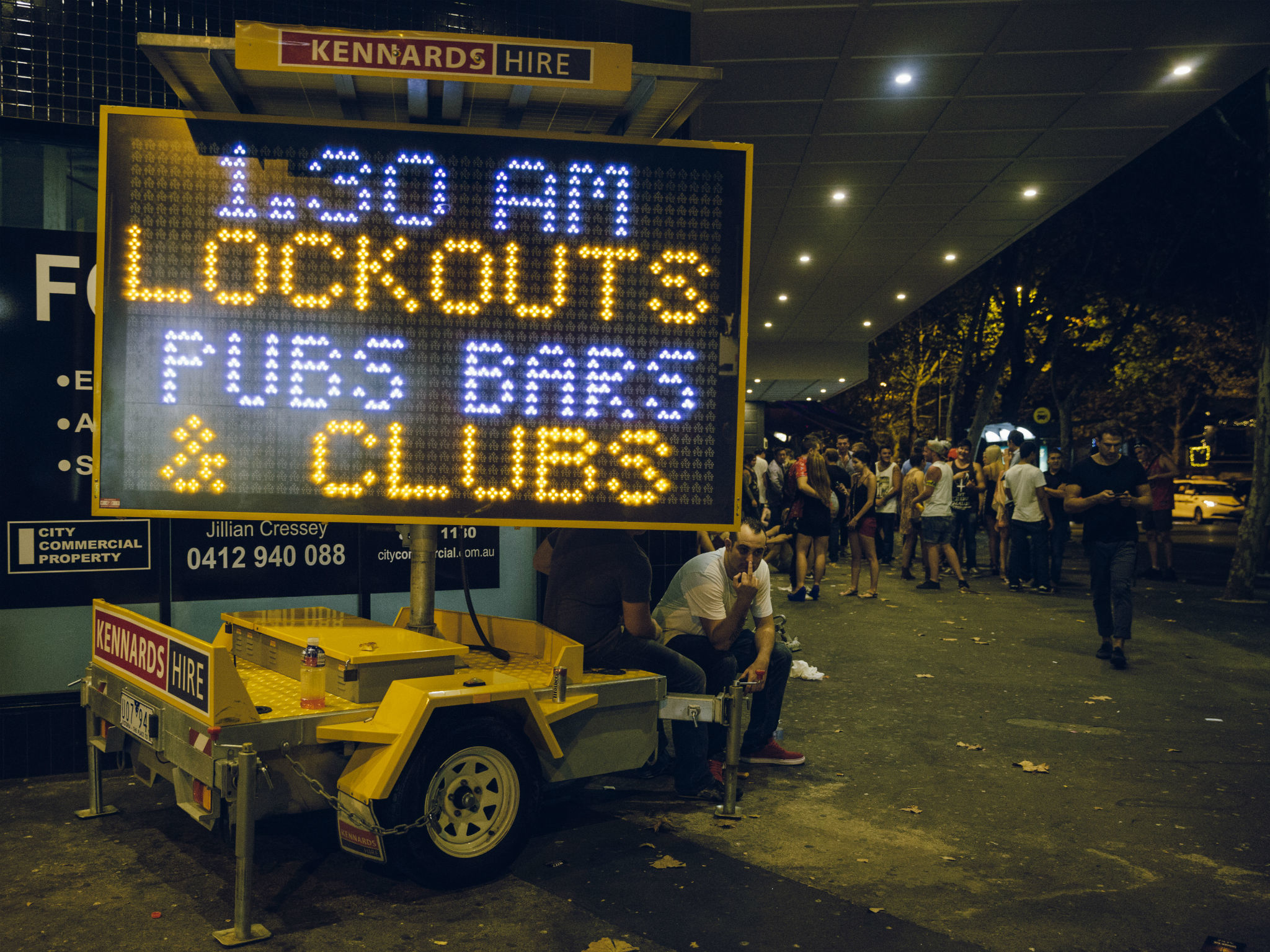 After six years Sydney's controversial lockout laws are finally gone