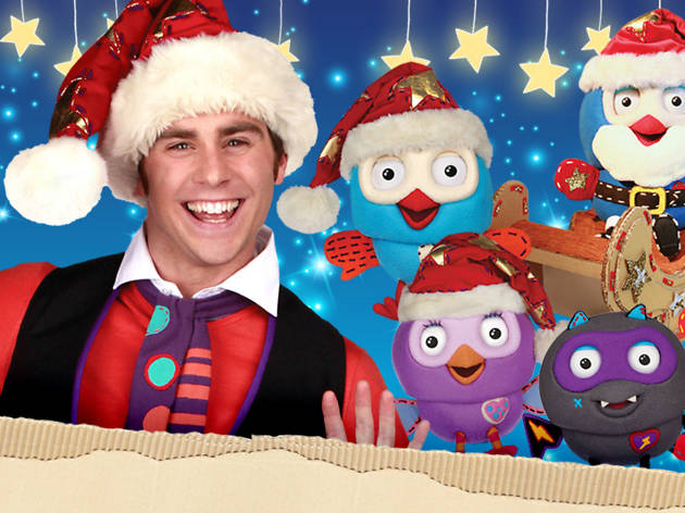 Giggle & Hoot's Magical Christmas