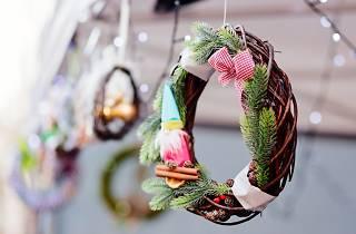 Mercat de Nadal a Santa Eugènia