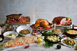 Festive Feasts at The Marmalade Pantry