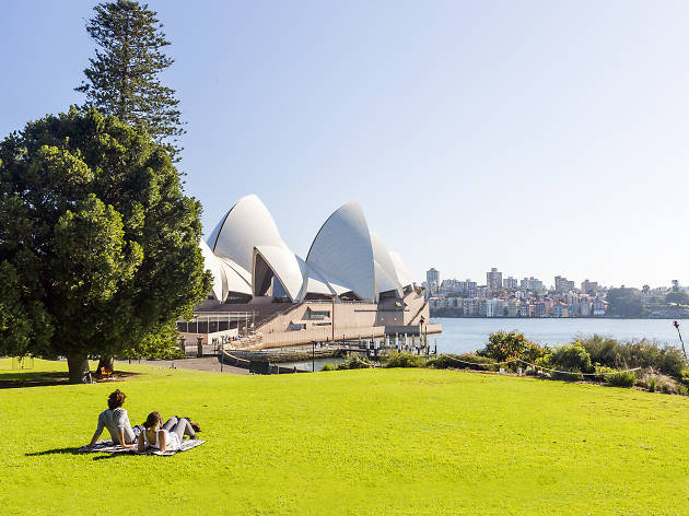 Top Sydney attractions