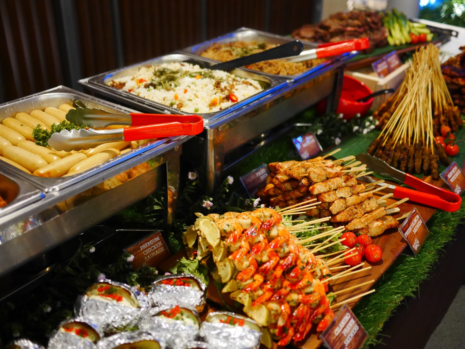 Unique catering services in Singapore