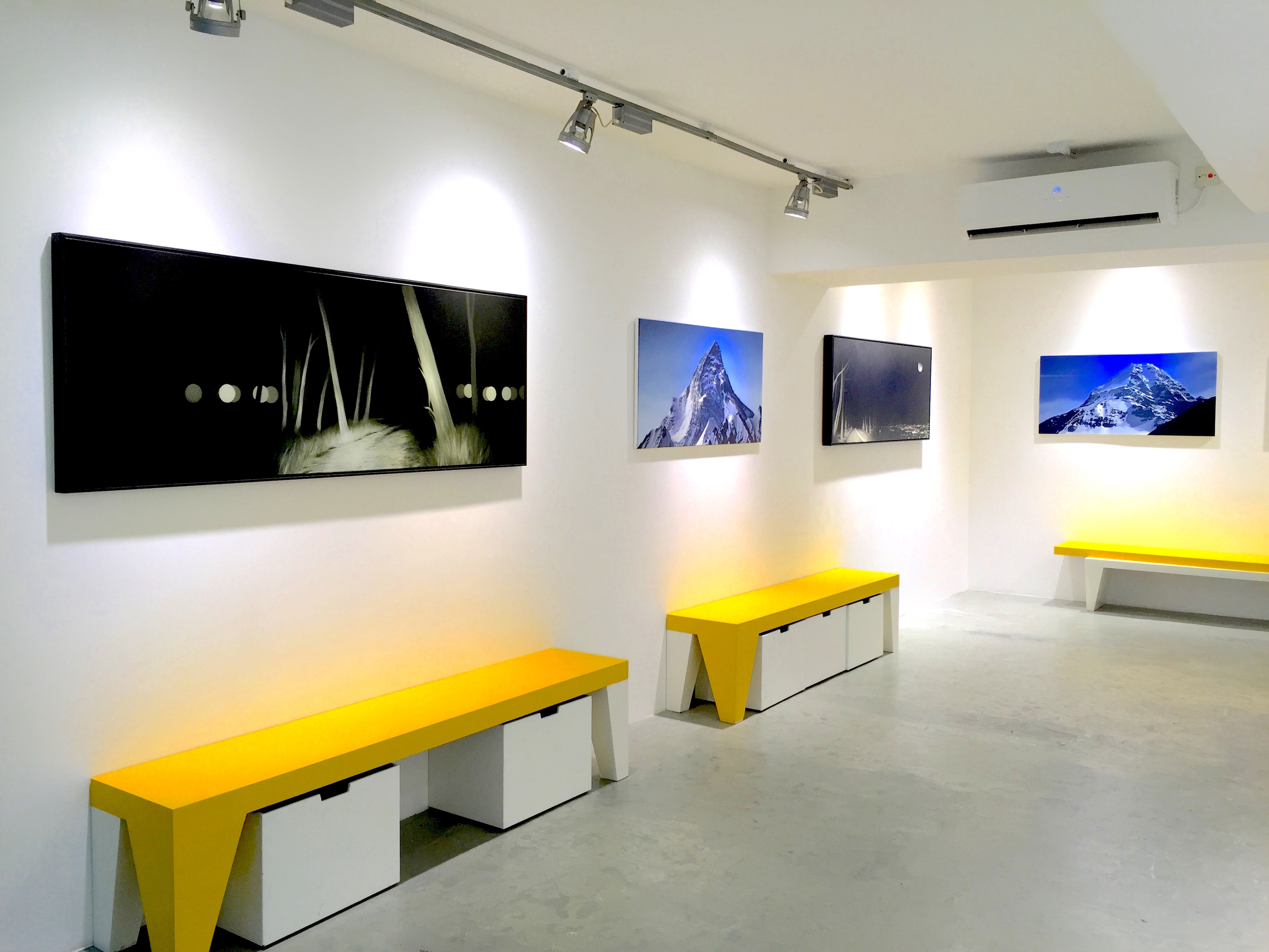 How to design an art gallery - The Cat Street Gallery