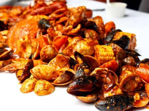 Just Seafood