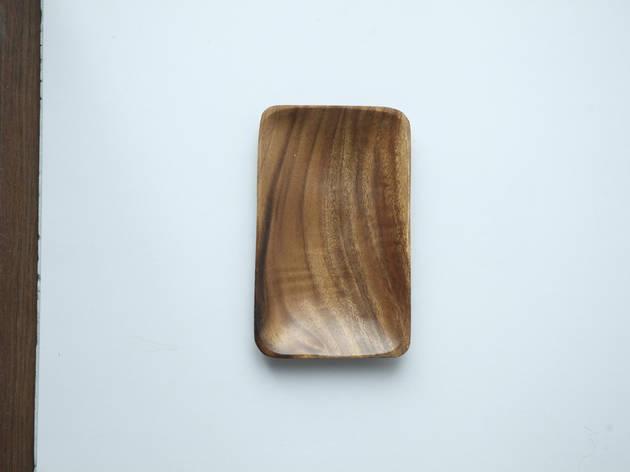 Ilaika Japanese wooden tray