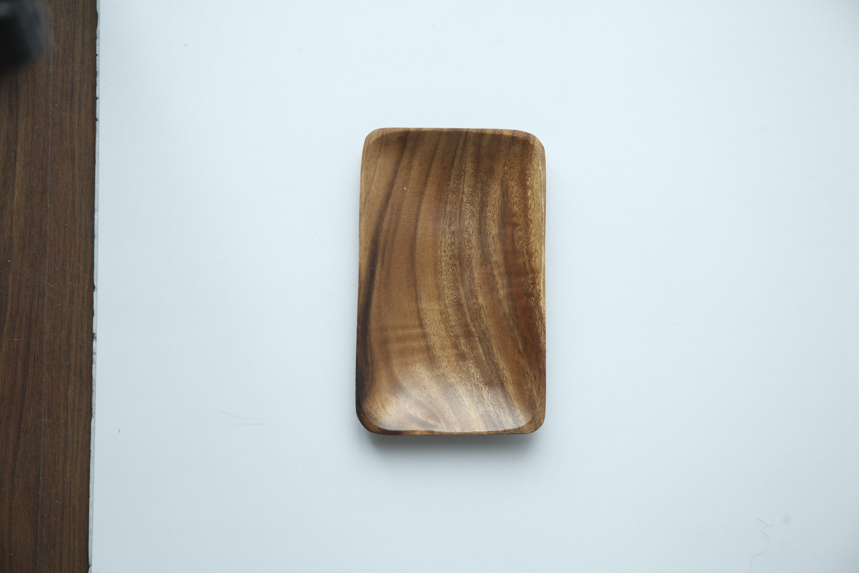 Japanese wooden tray