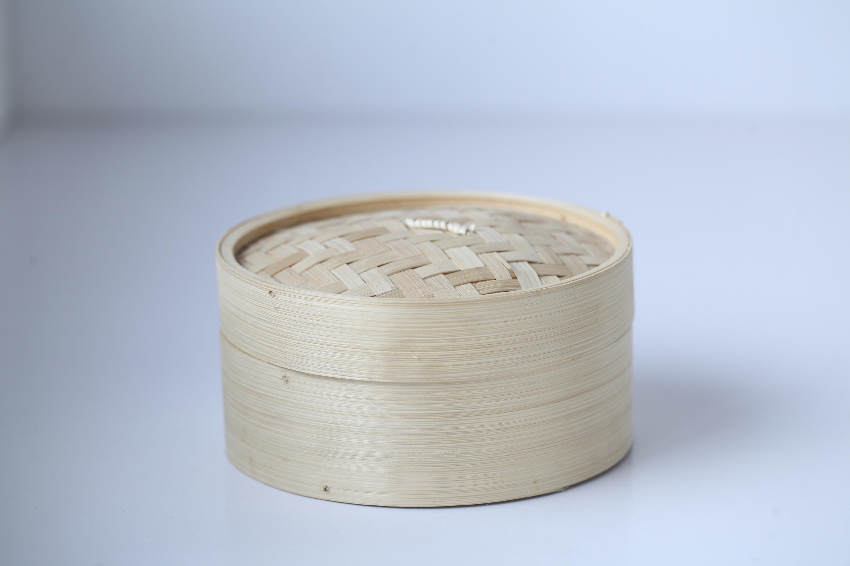 The Basket Shop bamboo steamer