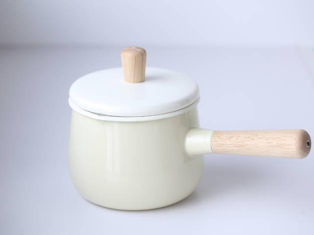 IKEA saucepan with lid