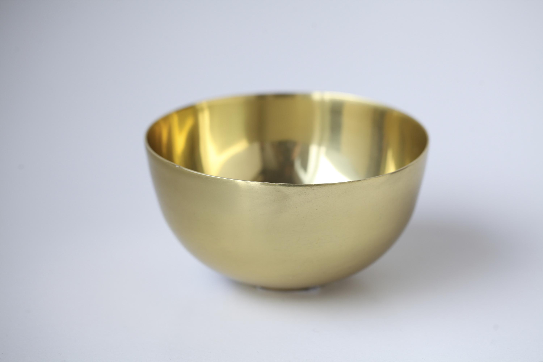Small metal bowl
