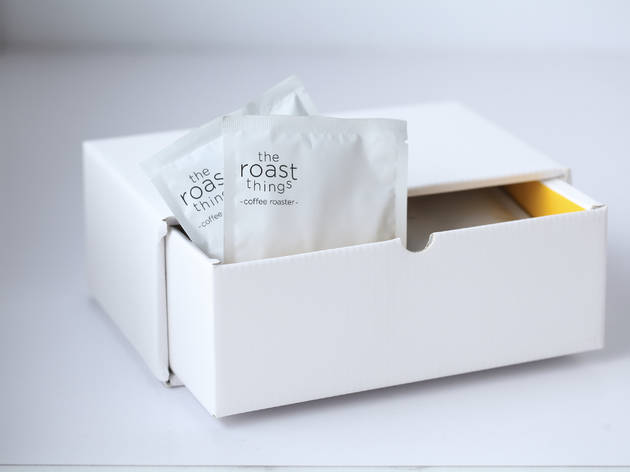 Taster's Box