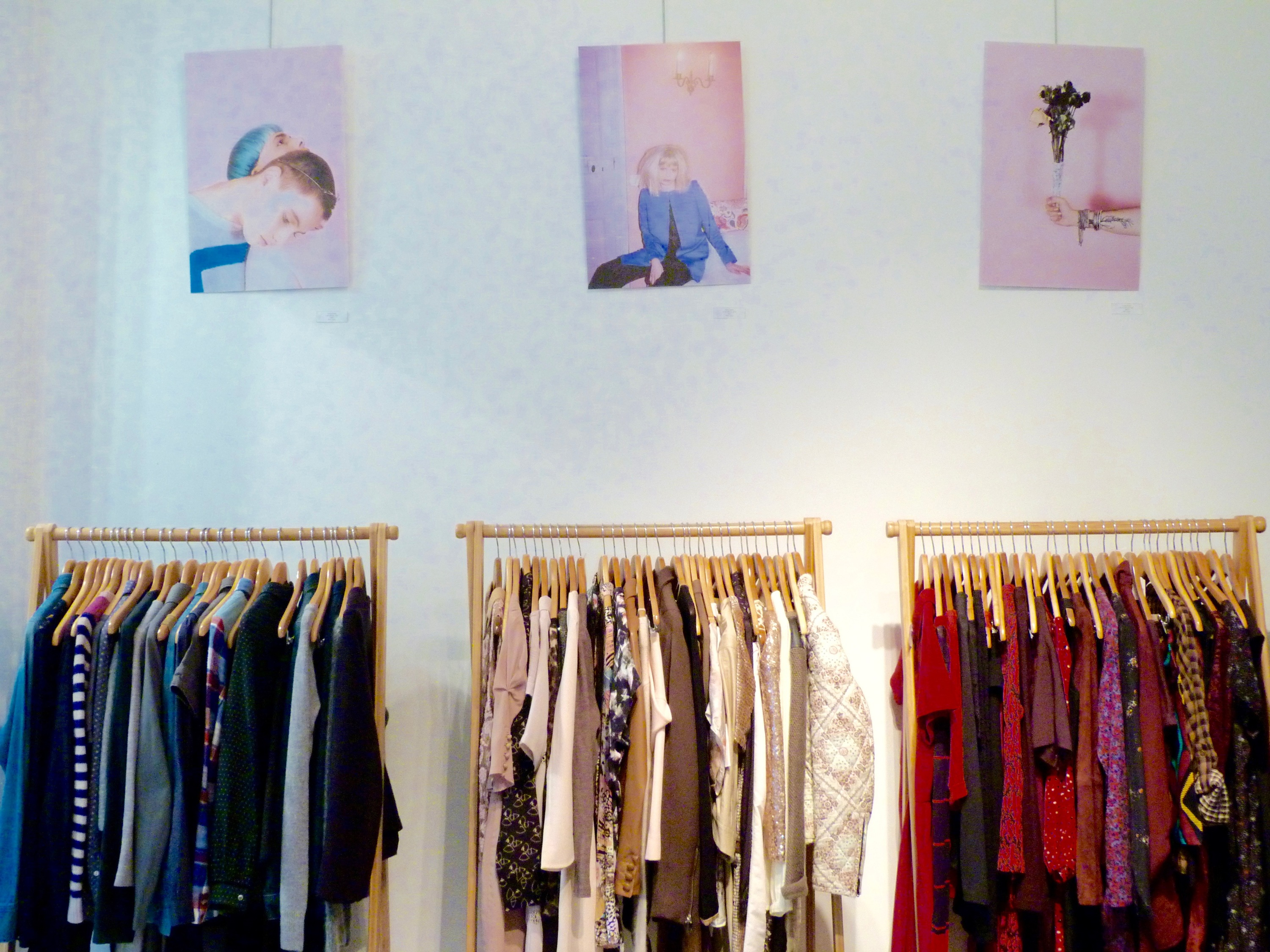 Fashion • La Cloakroom