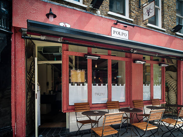 Polpo Smithfield   Restaurants in Farringdon, London