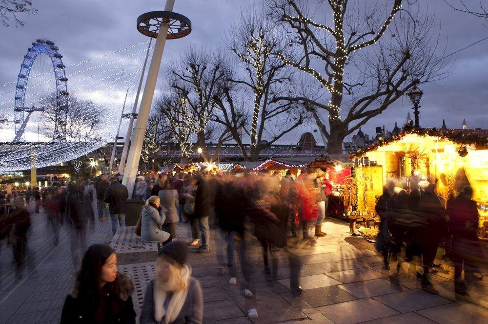Incredible Christmas markets and fairs in London