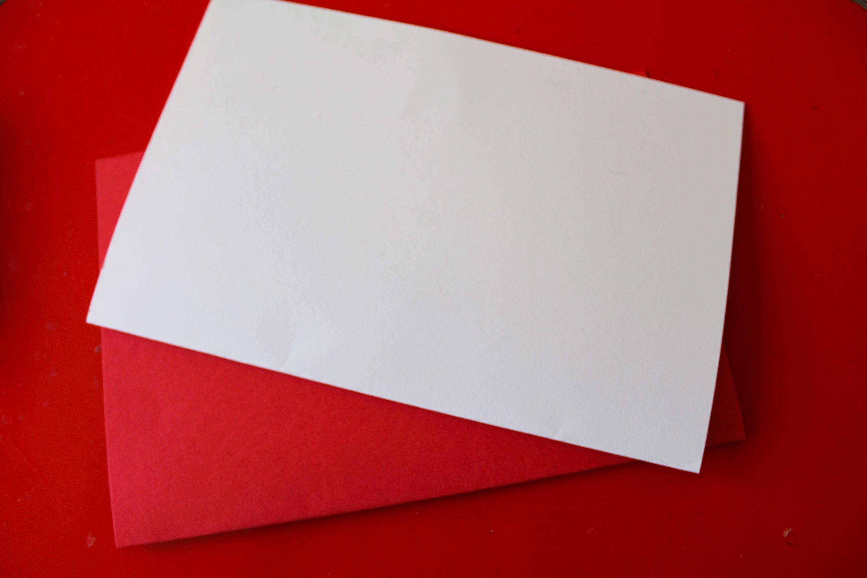 Carte De Voeux 3D A Fabriquer tuto facile – une carte de vœux pop up pour la nouvelle année
